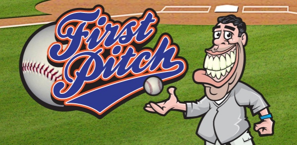 First Pitch (Bababooey Parody)